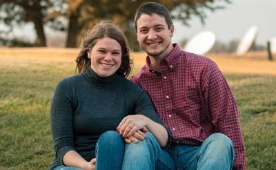 Kirsten Applegate and Jeffrey Maronde