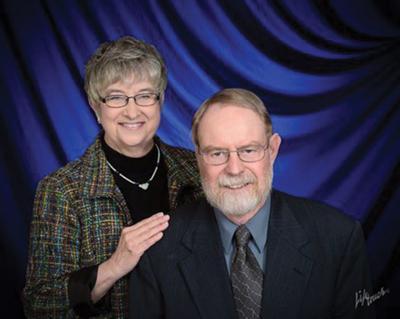 Gary and Nancy Eberle