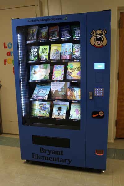 Vending machine library