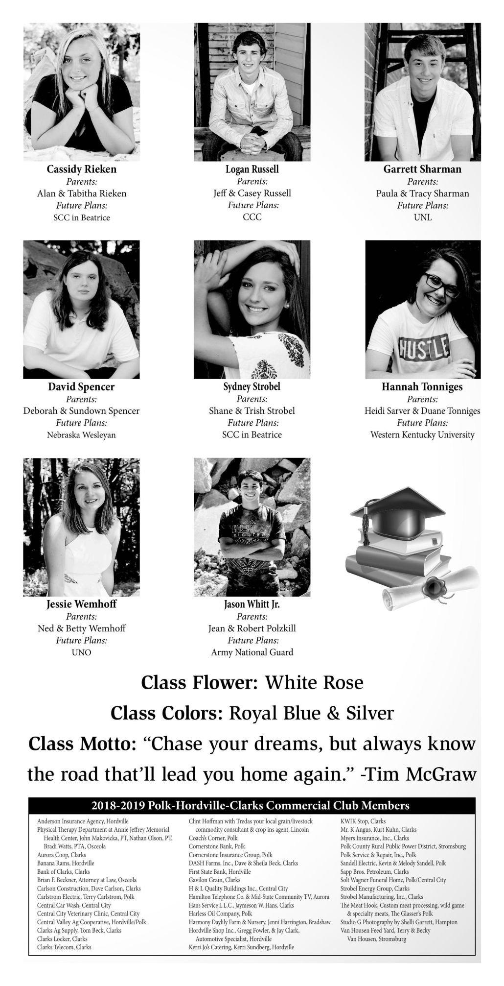 High Plains Graduation 2