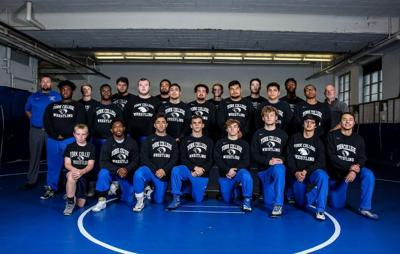 York College Men's Wrestling 2019-2020