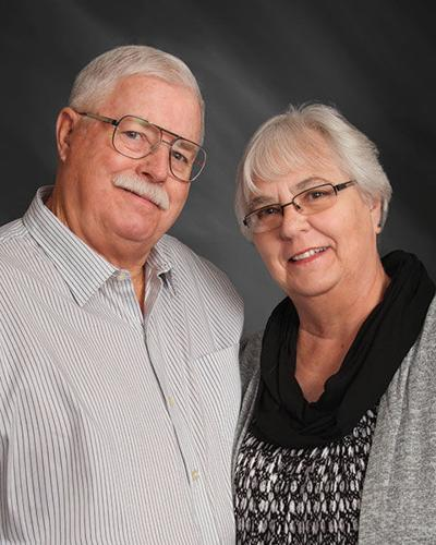 Lyle and Vickie (Sweem) Moore