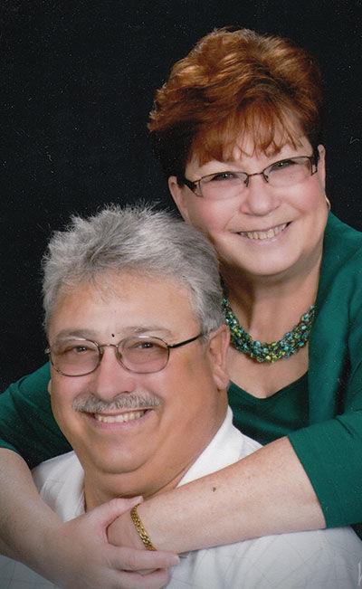Rodger and Julie Pracheil