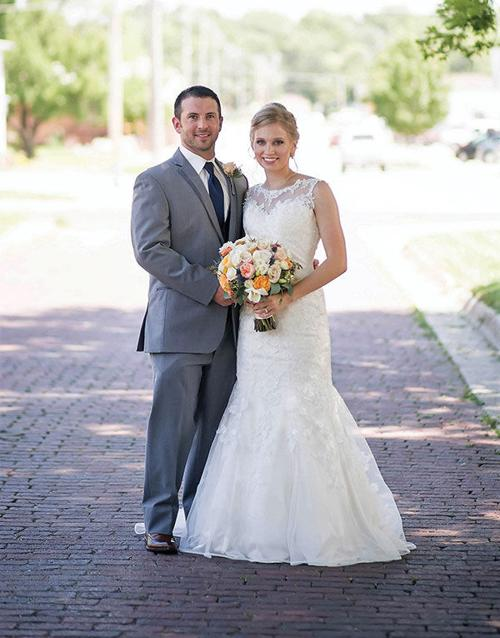 Matthew and Laura Brackhan