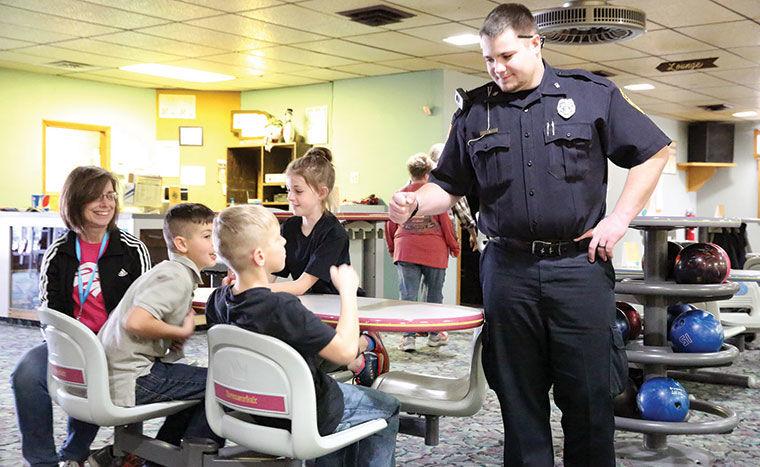 Officer Jeff Brown
