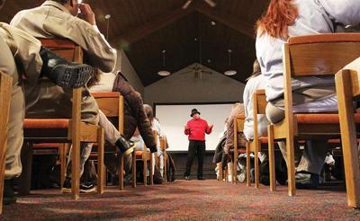 'Scoring explosion' ERA Husker shares his message at Nebraska Correctional Center for Women