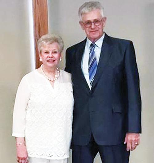 Ernie and Rita Shelton