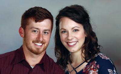 Anna Lewandowski and Nathan Brackhan