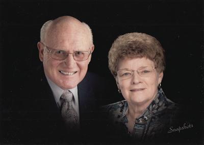 Allen and Yvonne Stuhr