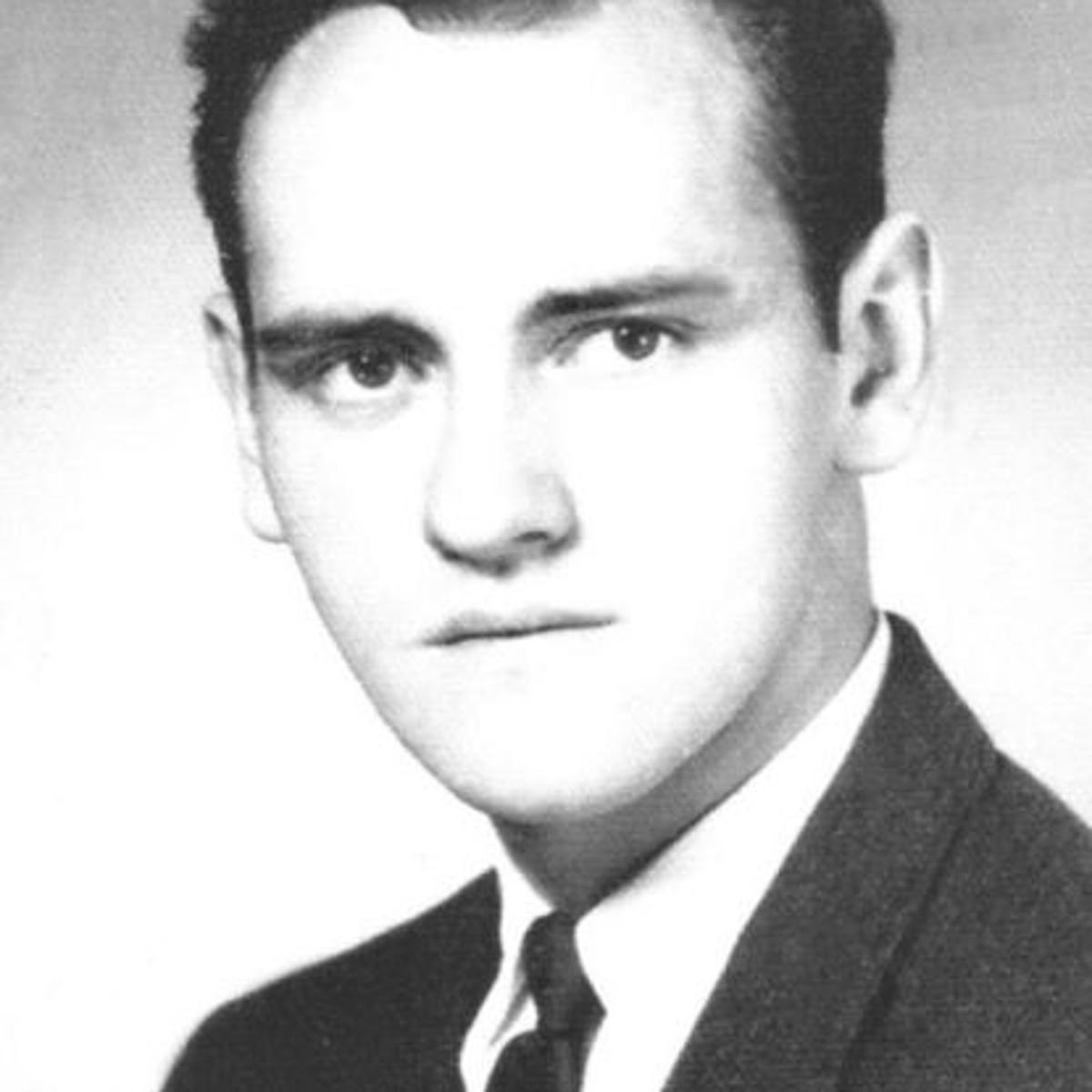 Death, Allen Grosor, Marine City, Mich  resident, 67