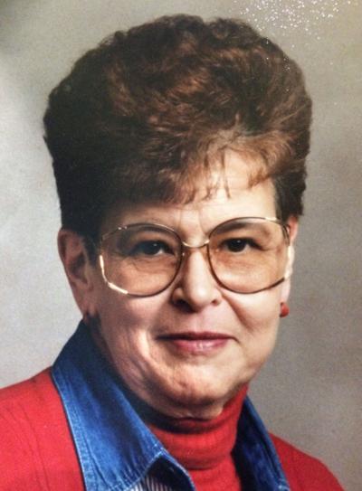 Marcia F. Rhoden