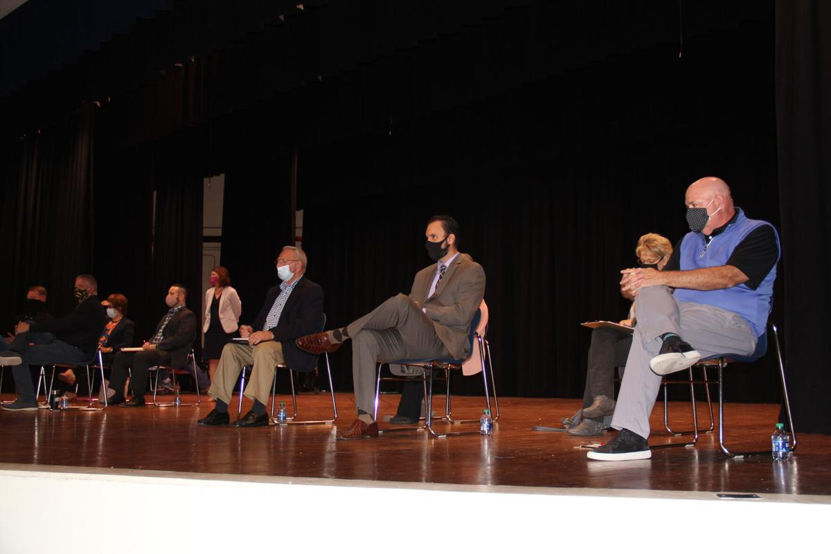 City council, mayoral candidates participate in forum