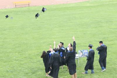 Exeter-Milligan graduation ceremony