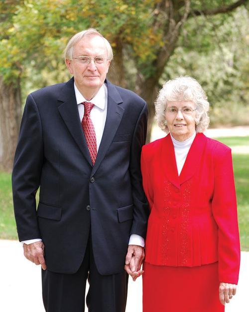 Marlin and Marth Johnson