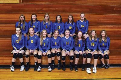 Nebraska Lutheran Volleyball 2019