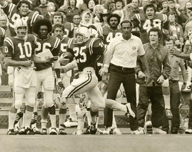 Tony Davis 1973