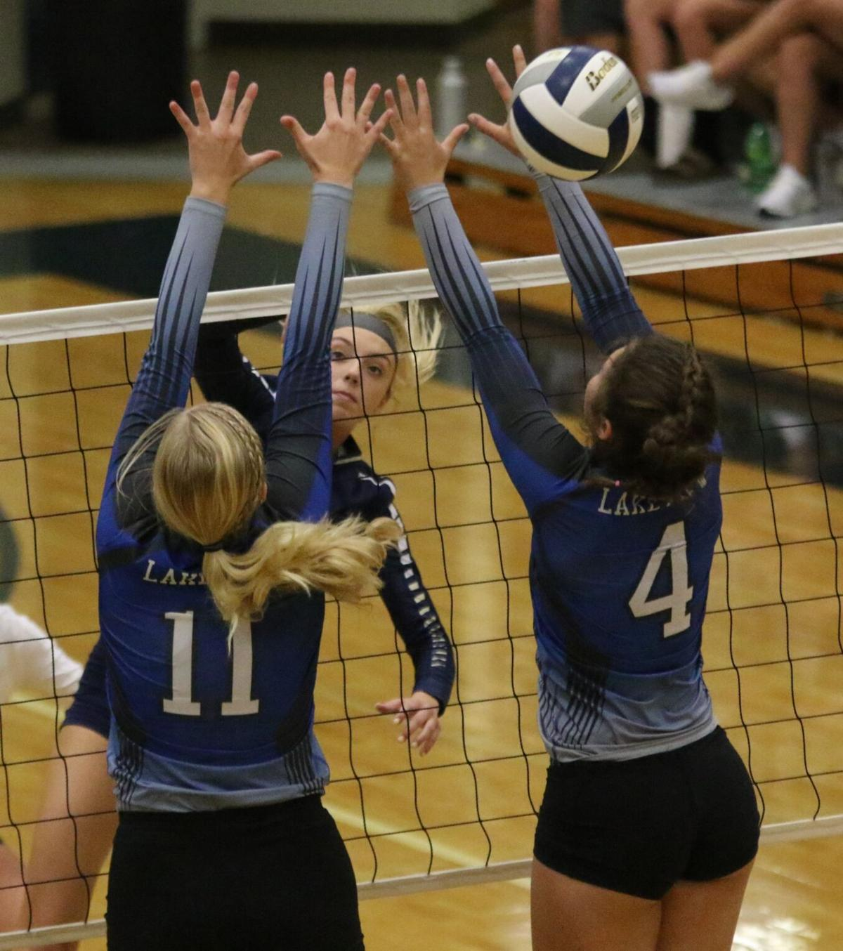 Portwine, Dukes make first state volleyball field since 2012