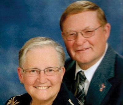James and Gloria Deremer