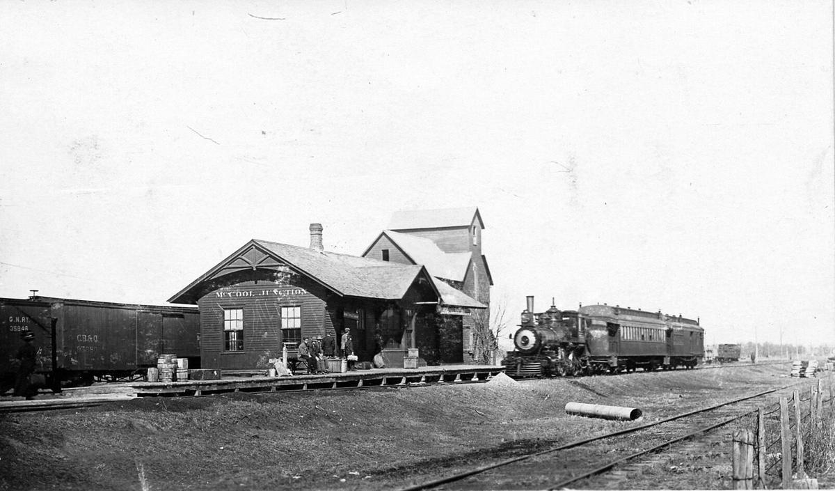 McCool depot