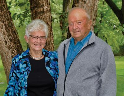 Neal and Ruth Sandell