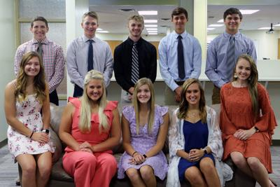 Homecoming Candidates 2019-20