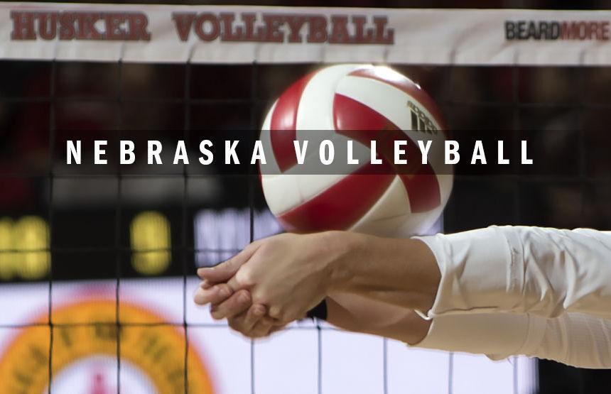 Nebraska volleyball logo 2014