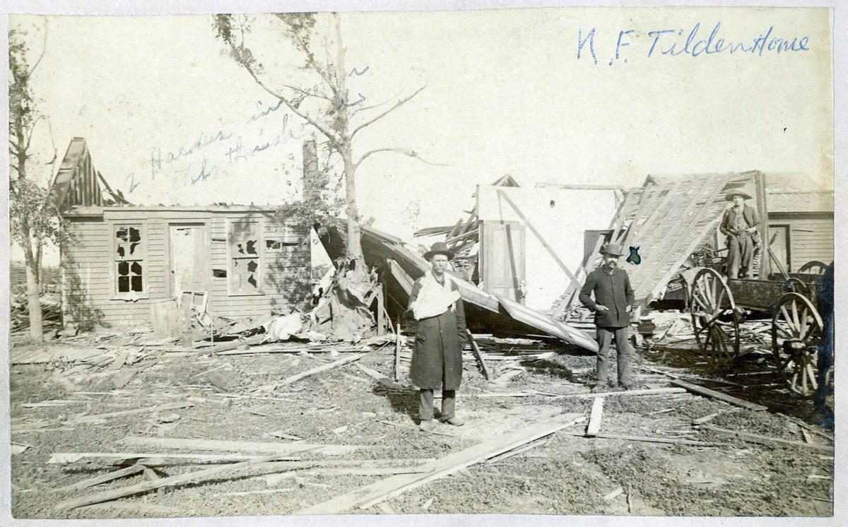 Bradshaw tornado 2