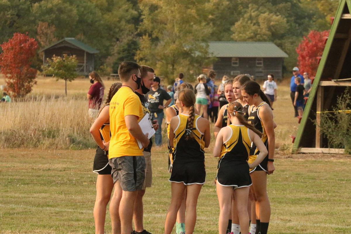 McCool Junction girls XC