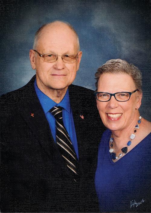 Paul and Kathy Kern
