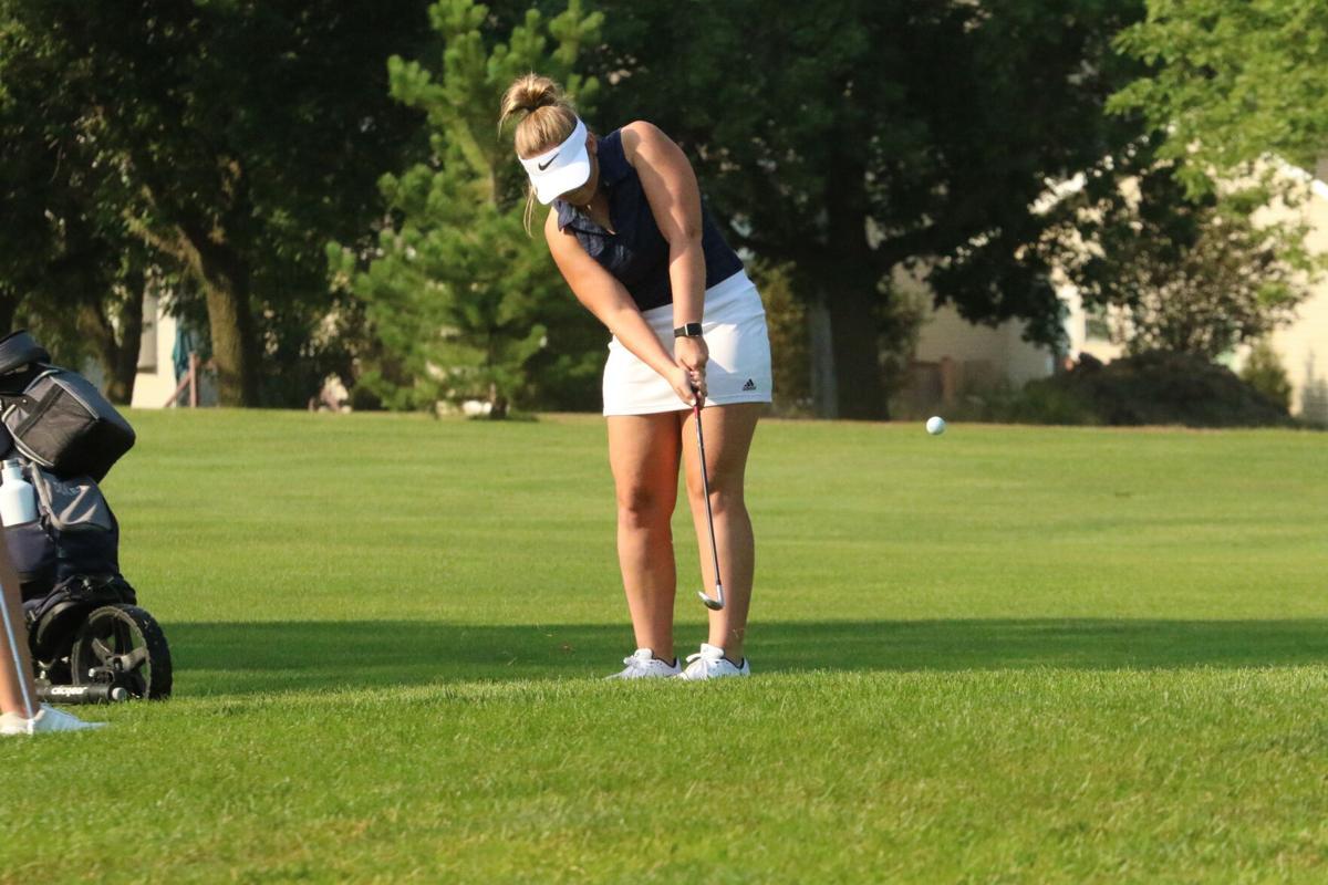 Abby York, YHS Golf