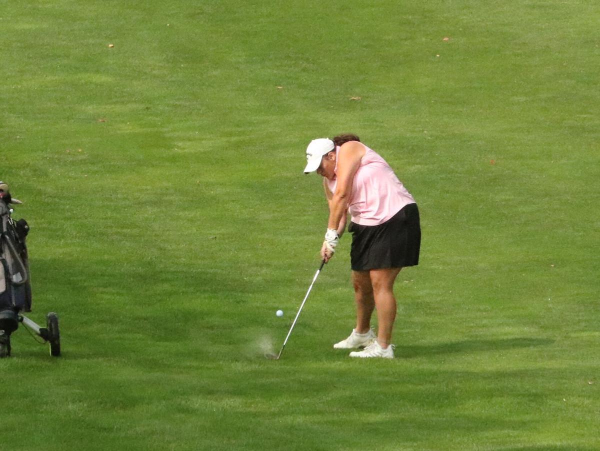 Rylie Krause, YHS Golf