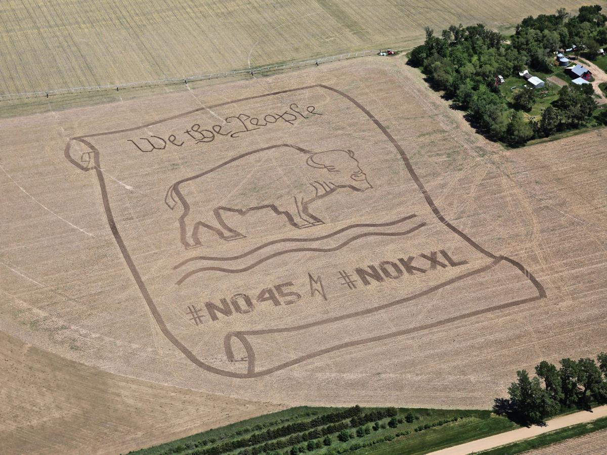 Crop message #1