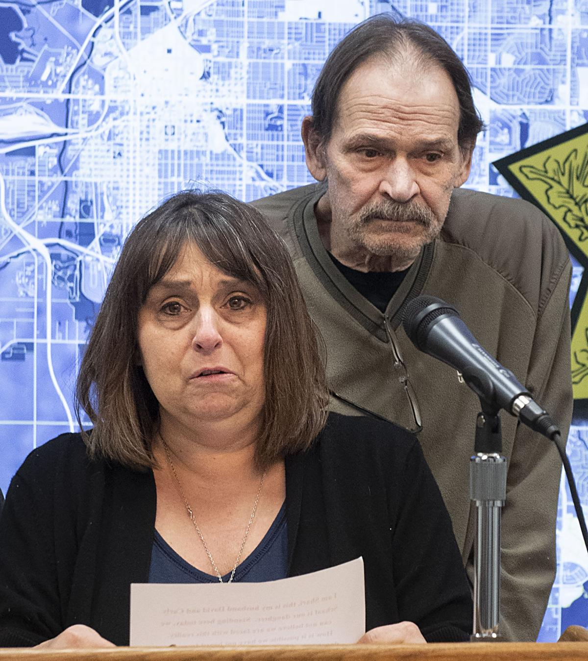 Carly Schaaf parents