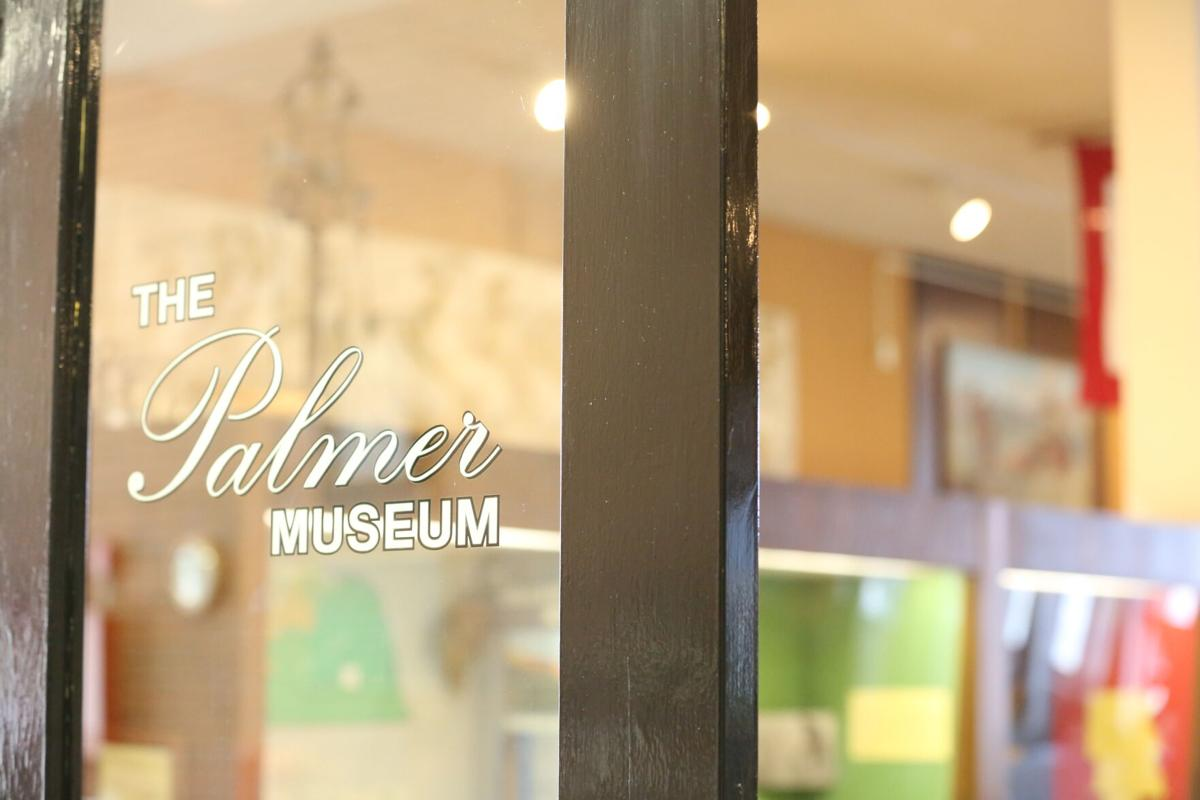 Palmer museum entry