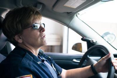 Officer Jill McCandless