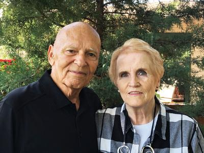 Harold and MaryAnn Andres
