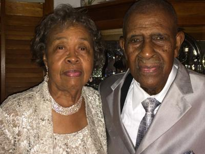 The Rev. and Mrs. Jefferson Goode