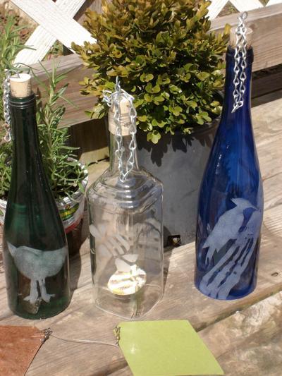 Wine chimes
