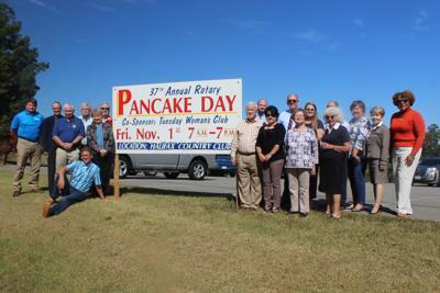 Rotary Pancake Day