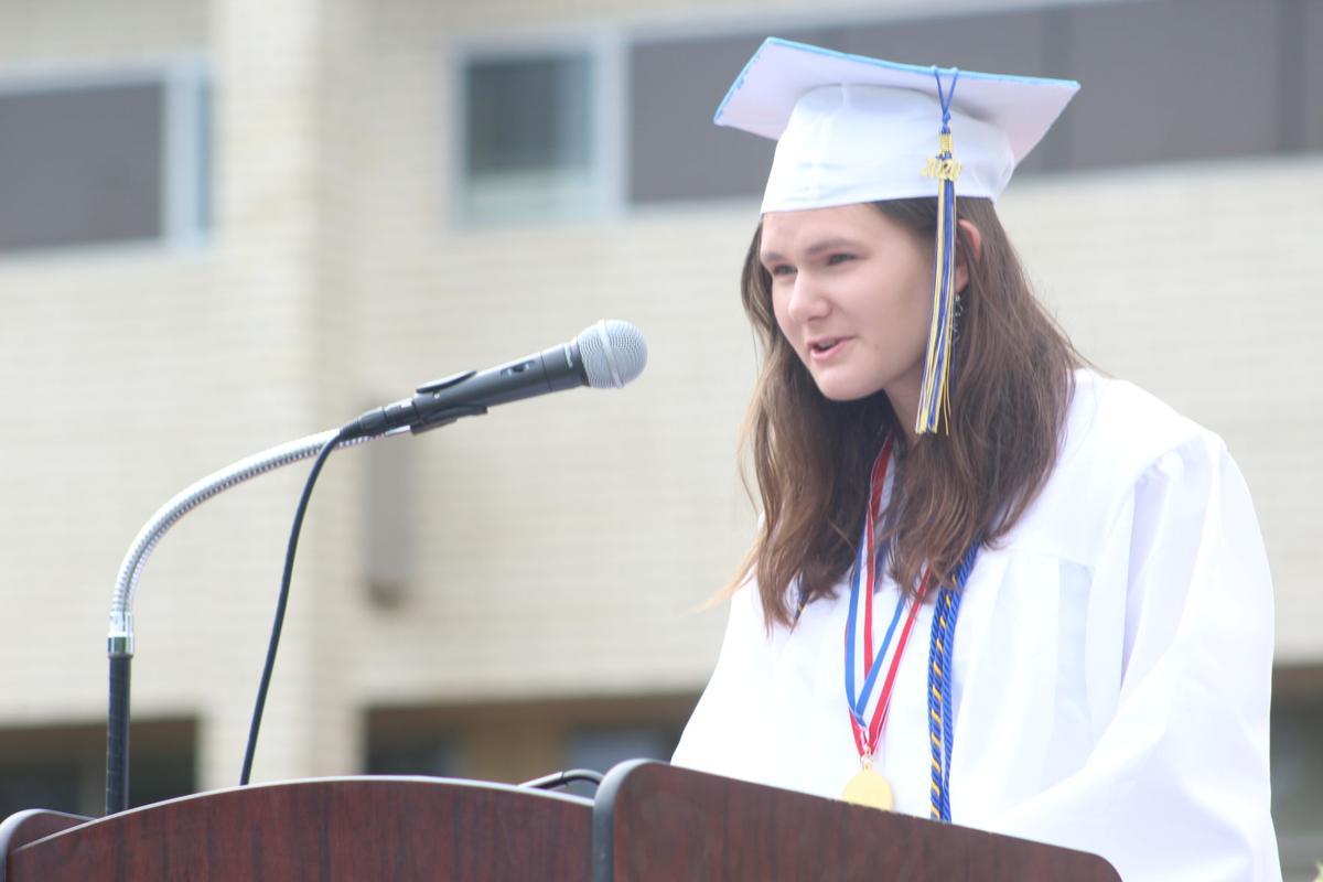 Anna Lewis speech.