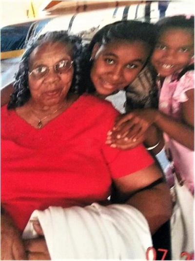 Nathalie resident celebrates century of living