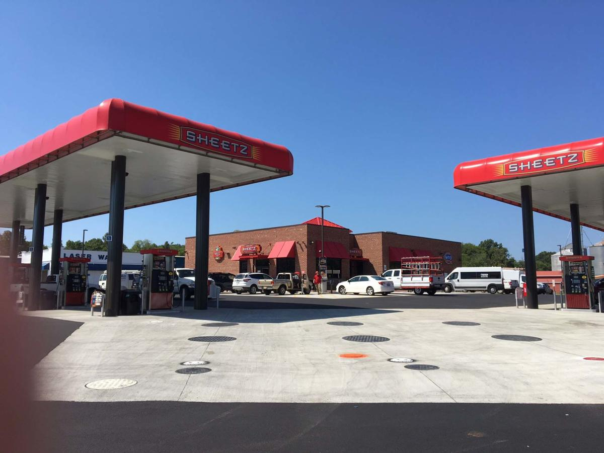 With new layout, rebuilt SoBo Sheetz opens | Local Business | yourgv com