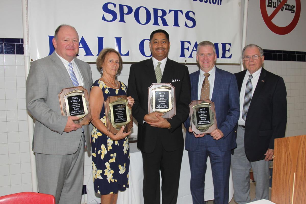 Support of family, community drove inductees to success