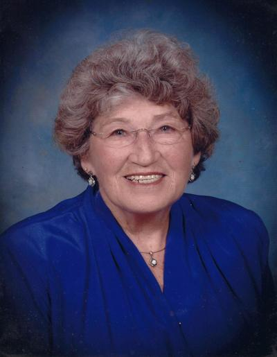 Shirley Eanes Pate