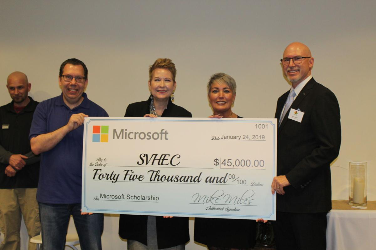 Microsoft scholarship