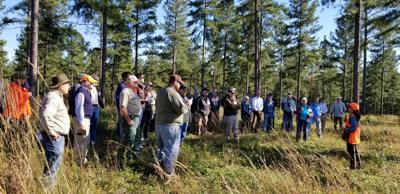 Fall Forestry and Wildlife Bus Tour