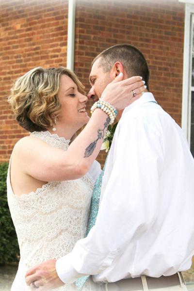Mr. and Mrs. Joseph 'Joey' Womack
