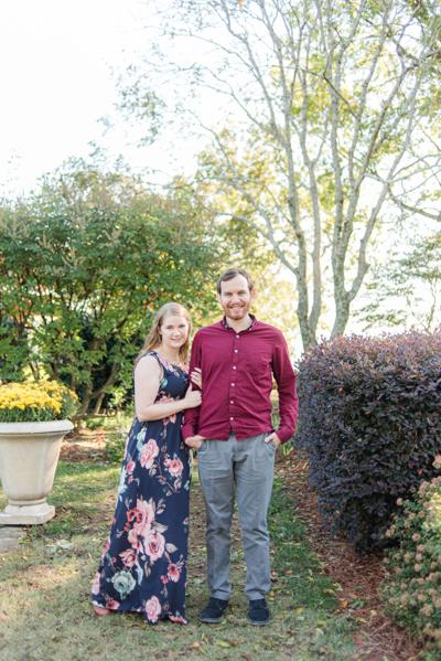Emily Anne Martin and Garner Paul Cochran