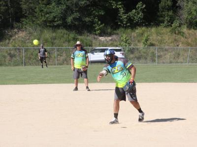 Ring of Fire softball tournament