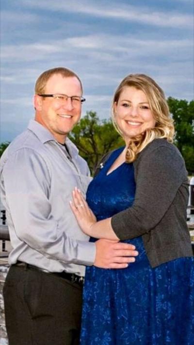 Travis Wayne Whitt and Stephanie Joy Burton